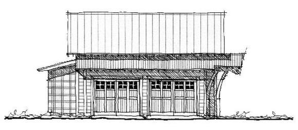Garage Plan 73804