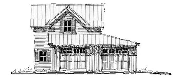 Garage Plan 73806