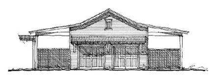 Garage Plan 73807