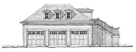 Garage Plan 73810
