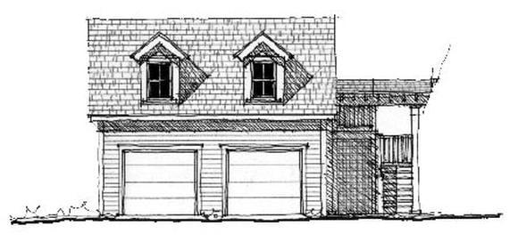 Garage Plan 73821