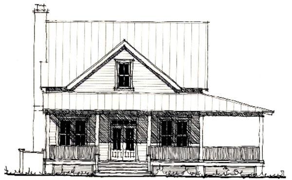 House Plan 73838