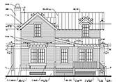 Plan Number 73850 - 1266 Square Feet