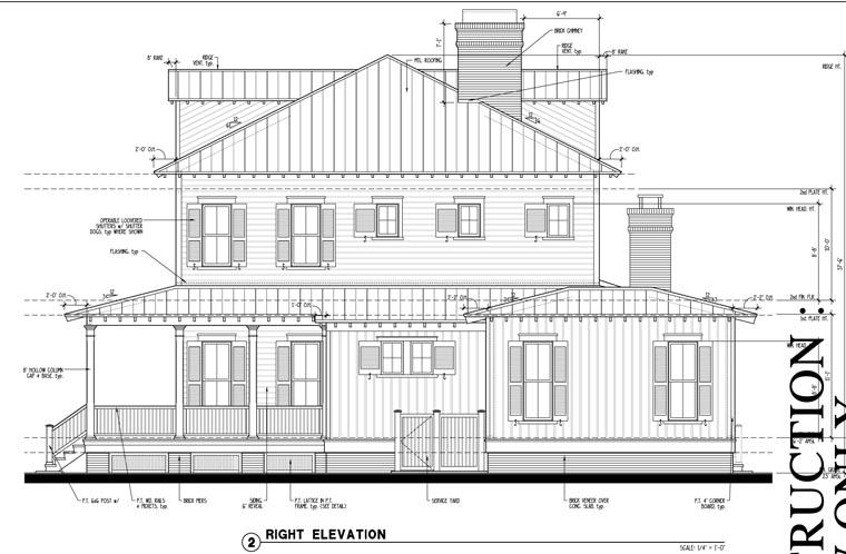 Country, Historic House Plan 73877 with 5 Beds, 5 Baths Picture 11