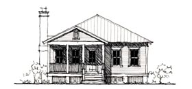 House Plan 73891
