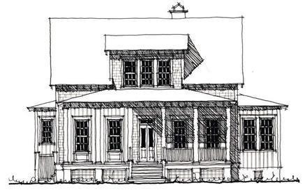 House Plan 73900