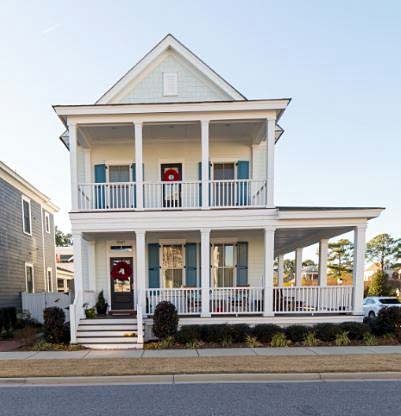 Colonial, Southern, Traditional House Plan 73940 with 3 Beds, 3 Baths Elevation