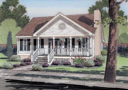 House Plan 74003