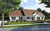 House Plan 74007