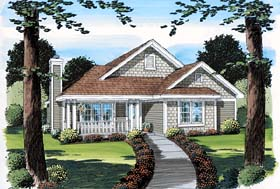 House Plan 74009