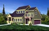 Garage Plan 74015