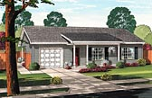 House Plan 74017