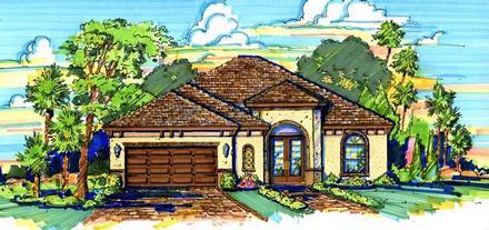 House Plan 74236