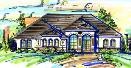 House Plan 74271