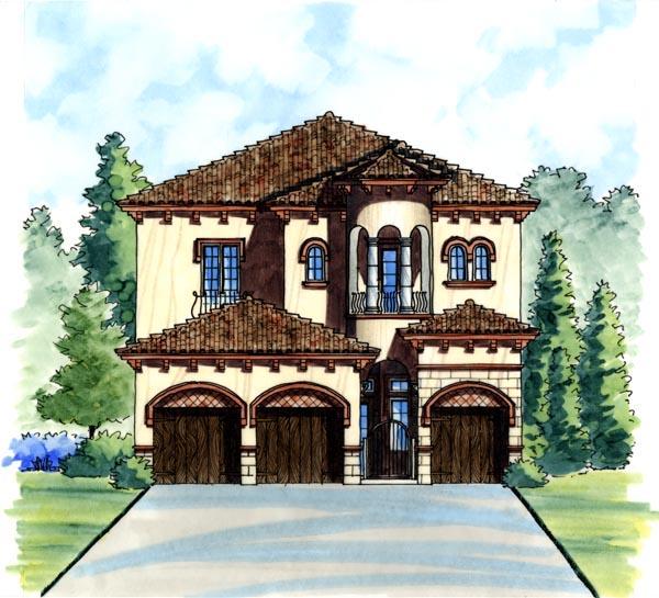 House Plan 74283 At