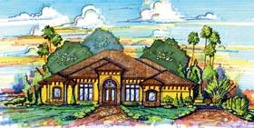 House Plan 74294