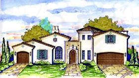 House Plan 74295