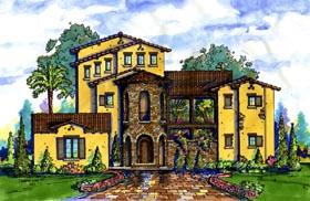House Plan 74296