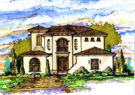 House Plan 74297