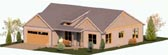 Plan Number 74303 - 1710 Square Feet