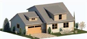 House Plan 74314