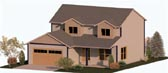 Plan Number 74315 - 1660 Square Feet