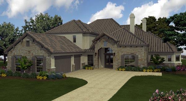 House Plan 74510