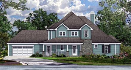 House Plan 74515