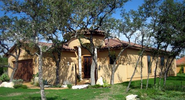 Mediterranean House Plan 74517 Elevation
