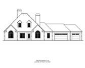 House Plan 74537