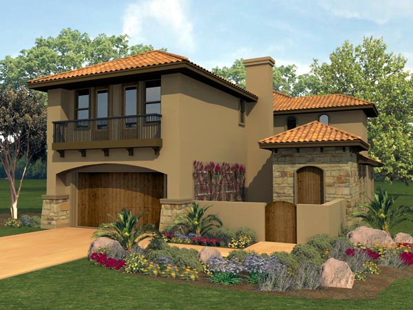 House Plan 74540 at FamilyHomePlanscom