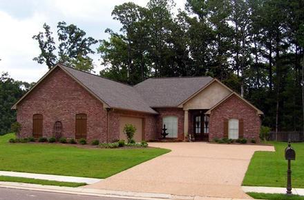 House Plan 74621