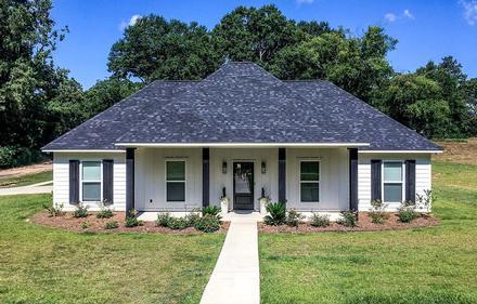 House Plan 74659