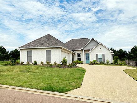 House Plan 74677