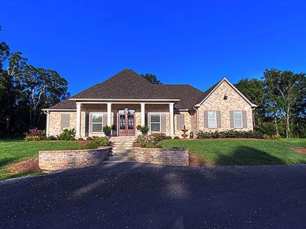 House Plan 74678