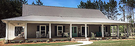 House Plan 74680
