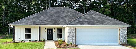 House Plan 74681