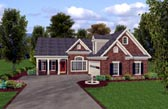 Plan Number 74814 - 1831 Square Feet