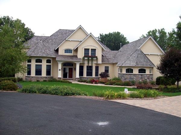 Craftsman House Plan 74820 Elevation