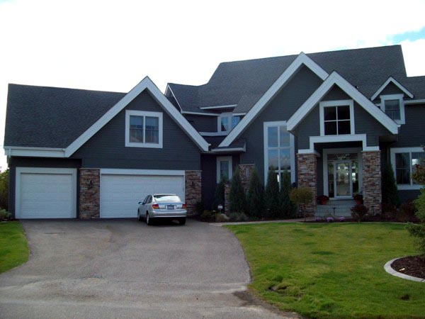Craftsman House Plan 74824 Elevation