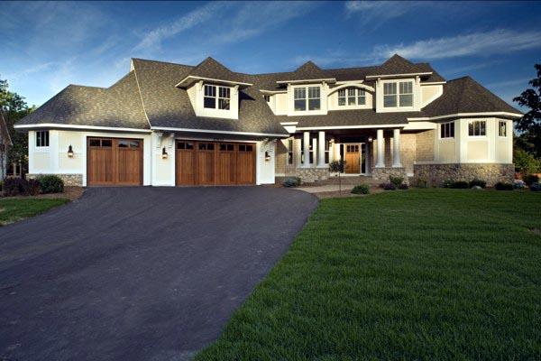 Craftsman House Plan 74828 Elevation