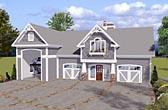 Garage Plan 74841