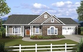 House Plan 74845
