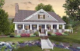 House Plan 74849