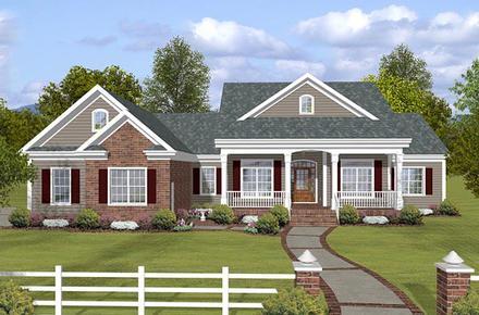 House Plan 74853