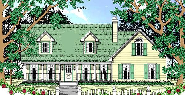 House Plan 75002