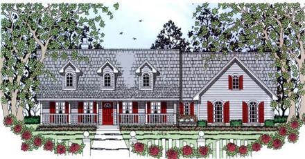 House Plan 75013