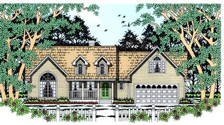 House Plan 75031