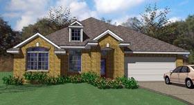 House Plan 75100