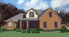 House Plan 75103